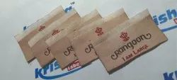 Embroidered Tags Personalized