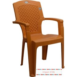 Mid Back Plastic Chair