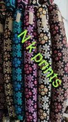 N K prints running cotton lungi cotton printed fabrics