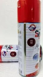 Red - Heat Resistant ( Upto 600.C) Aerosal Spray Paint
