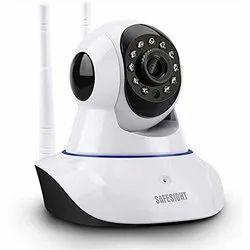 HD Dual Antenna Wireless WiFi IP Smart Camera