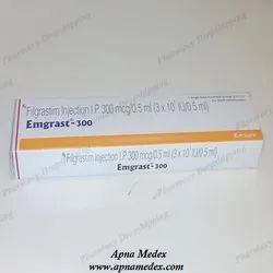 Emgrast 300 Mcg Injection