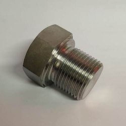 Super Duplex 32750 Shoulder Plug