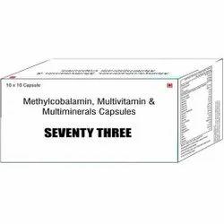 Methylcobalamin Multivitamin & Multiminerals Capsule