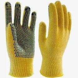 Bull Safe PVC Dotted Gloves