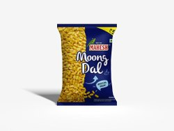 Mahesh Moong Dal Namkeen, Packaging Type: Packet