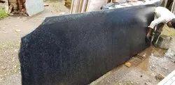 Polished Big Slab Black Granite, For Flooring, Thickness: 15-20 Mm