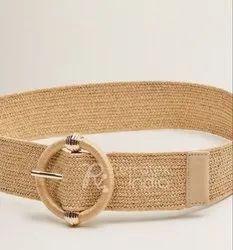 Bamboo Natural Fascinating Fashion Belt