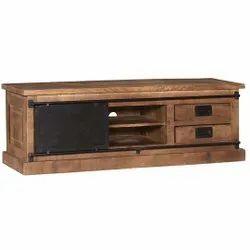 Brown TV Unit Cabinet