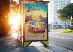 Social Media Vehicle Advertising Service