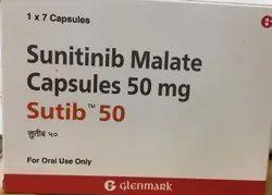 Sunitinib Malate 50 Mg Capsule