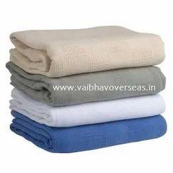 Snag Free Cotton Blanket