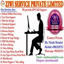 Data Entry Services, Business provider