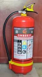Dry Chemical Powder Type Fire Extinguisher (Cartridge Type) 4Kg