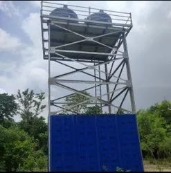 Elevated Water Tank Tower