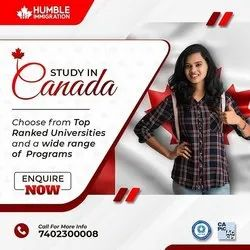 Depend On The Student University Selection Admission Consultants, Canada, No Of Persons: 5