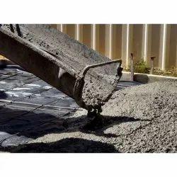 150lb/Cubic Feet M25 Ready Mix Concrete, For Construction