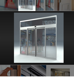 Sensor Glass Door Service