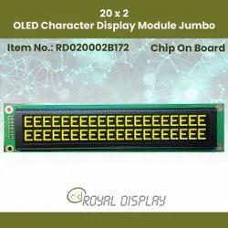 OLED Character Display Module