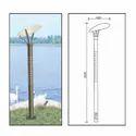 Modern Designer PU Painted Pole