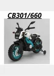 Bike CB301/660 Battery Operated Rideon
