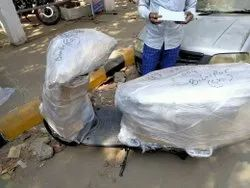 Two Wheeler Packing Services