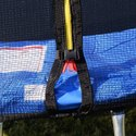 Toy Park 8 Ft. Trampoline With Basketball Hoop & Ladder (PI 541)