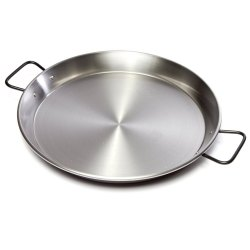 OEM Polished Stainless Steel Commercial Pan