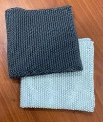 Pearl knit Multicolor Plain Knitted Cotton Kitchen Towels, Wash Type: Hand And Machine Wash, 0.035 G