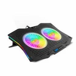Zebronics Multicolor Zebronic Laptop Cooling Pad