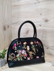 Stylish Dome Shape Handbag For Womens