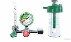 Oxygen Flow Meter with Regulator