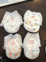 Cotton Disposable Pant Style Baby Diaper