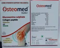 Osteomed Tablets-High Strength Support For Joints