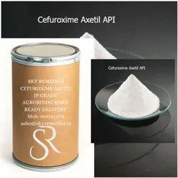 Cefuroxime Axetil Amorphous API Powder Raw Material Pharmaceutical