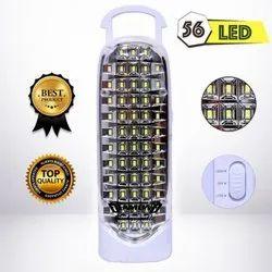 ABS Body CE Diamond 56 LED Emergency Light
