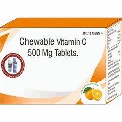 Chewable Vitamin C 500 Mg Tablets 2