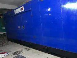 500kVA Used MTU DG Set, 3-Phase