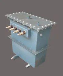 3 Phase Dry type/Air cooled Voltage Booster Transformer, 400V, 200-460V