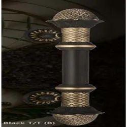Royal Black T/T (B) Brass Pull Handles