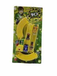 Yellow Kid Track Toys Set