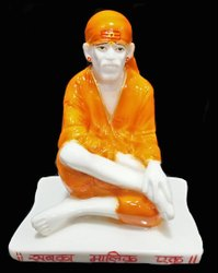 Polyresin Saibaba Statue