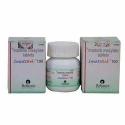Imatirel 100 MG Tablets (Imatinib Mesylate)