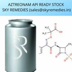 Aztreonem API Ready Stock Pharmaceutical Raw Material