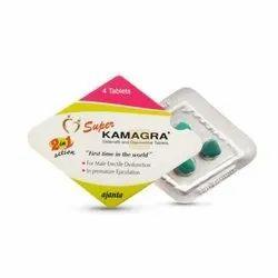 Super Kamagra 2 In 1 Tablets