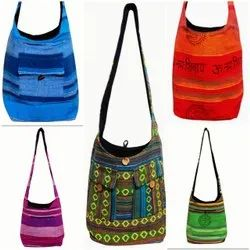 Lucky Handicraft Sadhu Bags, Packaging Size: As Require