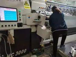 HC3000 Chain Stitch Quilting Machine