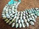 Natural Boulder Opal Bullet Shape Briolette, Beads Size 9x12 To 10x14mm Strand 8 Inch