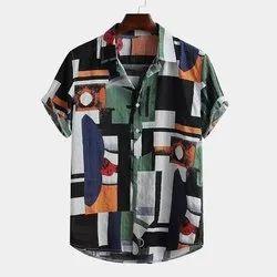 FSI Half Sleev Printed Shirts For Men