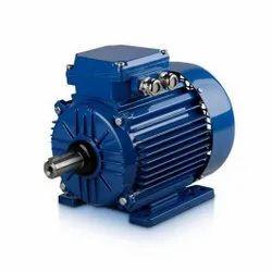 1 HP Cast Iron AC Motor